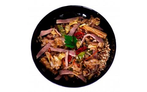 Пад Тай (рисова локшина) з свининою
